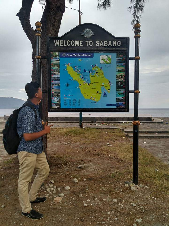 Trybe Sabang Island A Suitable Tourist Attraction For A