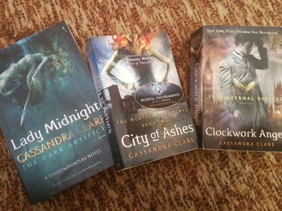 Trybe: The Shadowhunter Series –