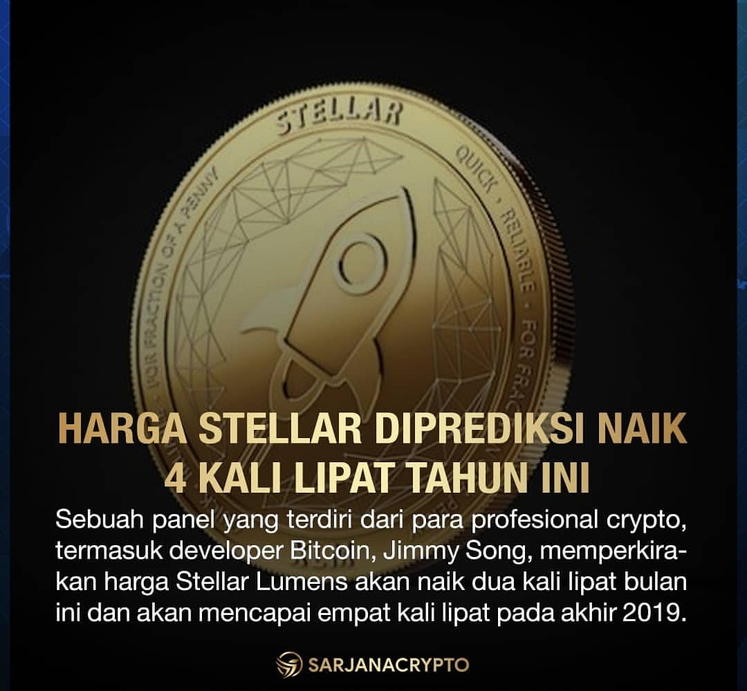 Trybe: Is it True That This Year the Stellar Price will go