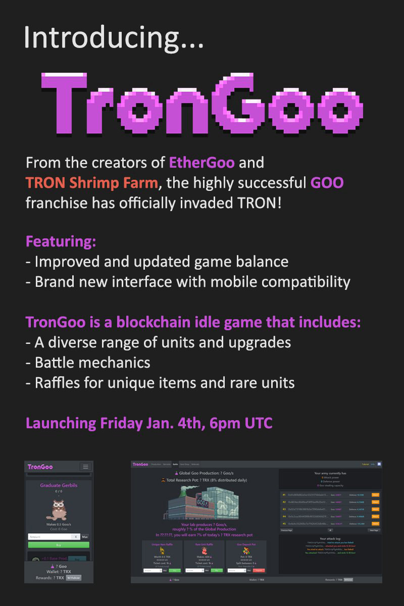 Trybe: TRON Goo: a free competitive browser game converted