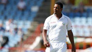 वेस्टइंडीज के तेज गेंदबाज गेब्रियल को चार वनडे मैचों के लिए प्रतिबंधित कर दिया गया है