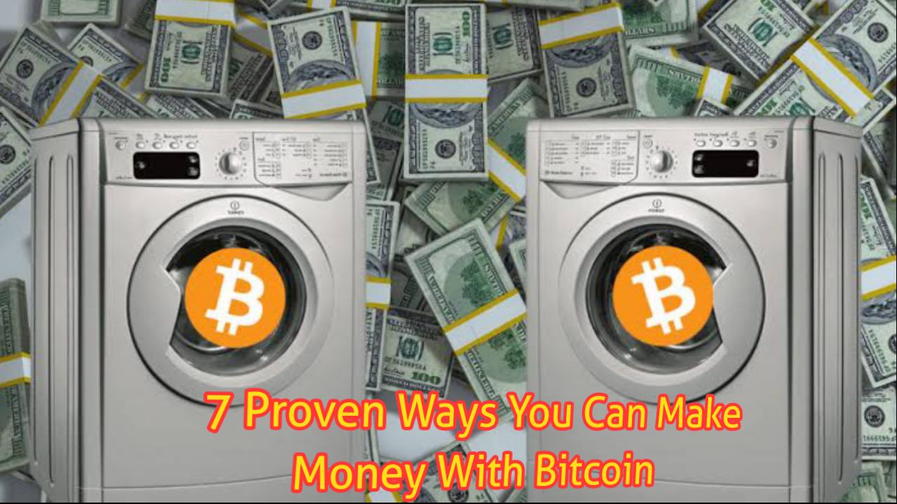 earn money through bitcoin
