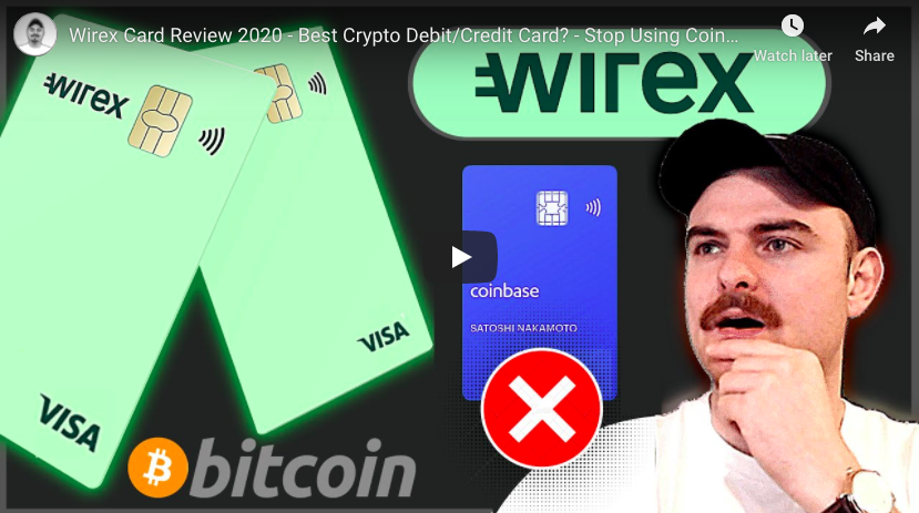best cryptocurrency credit card