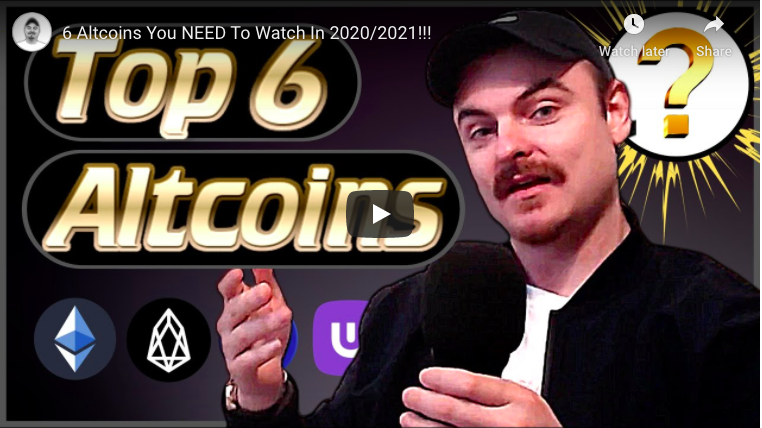 Best Altcoins For 2021 Trybe: 6 Altcoins You NEED To Watch In 2020/2021!!!